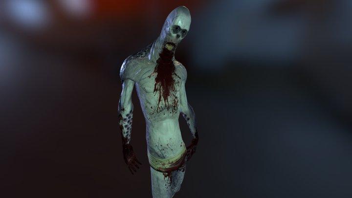 Eater 3D Model