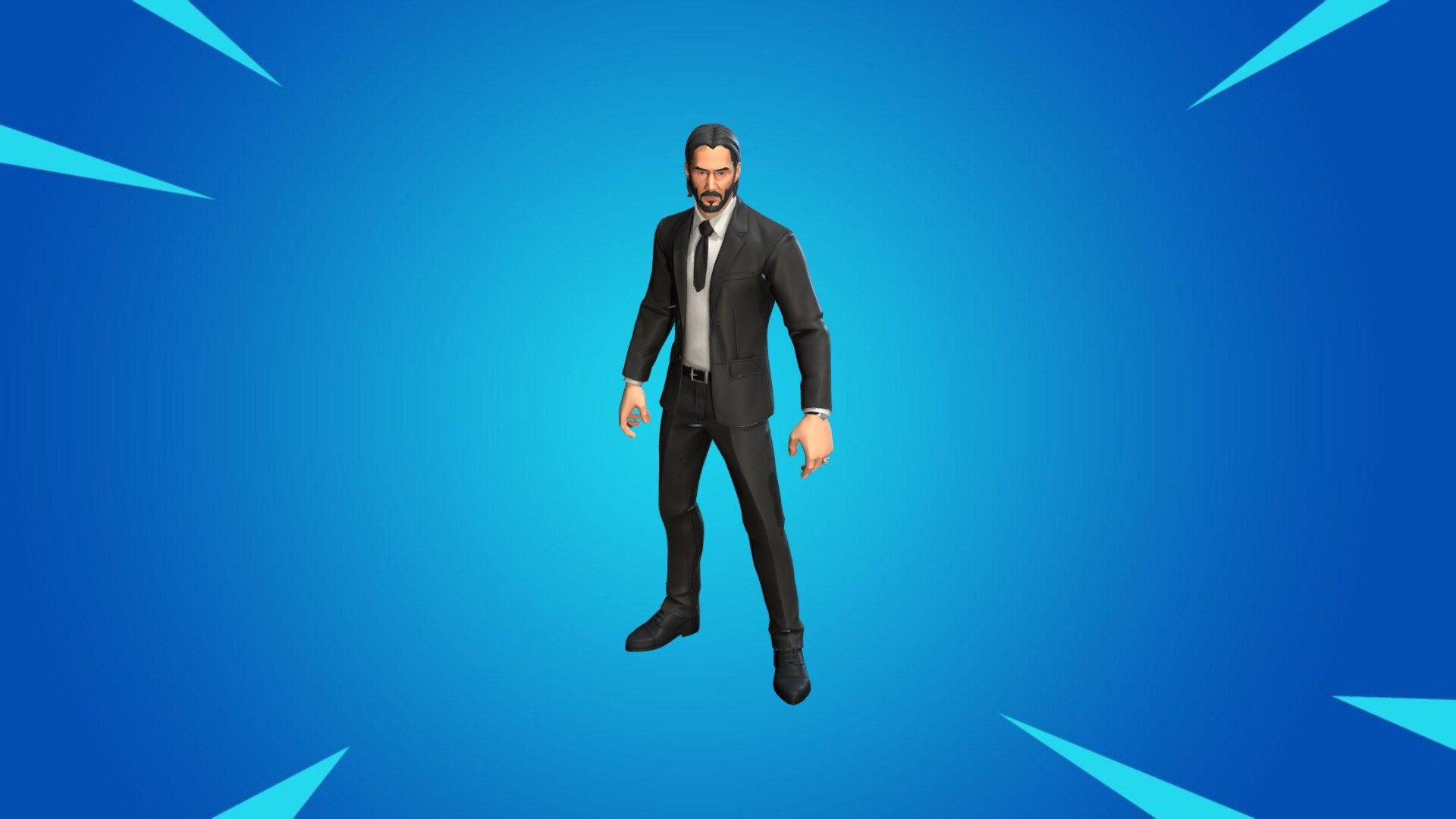 Fortnite John Wick 3d Model By Skin Tracker Stairwave 218b1d9 Sketchfab This john wick set includes the new outfit, as seen below, along with the simple sledge pickaxe, new back bling and assassin another look at the brand new john wick skin in fortnite battle royale. fortnite john wick 3d model by skin