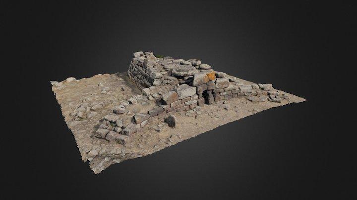 Tomba dei giganti Sa Domu 'e s'Orku - Siddi (CA) 3D Model