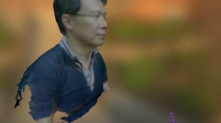 he 3D Model