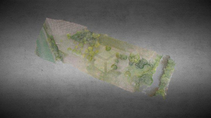 Les Rives - Monteils 3D Model