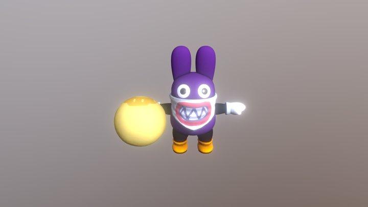 Nabbit 3D Model