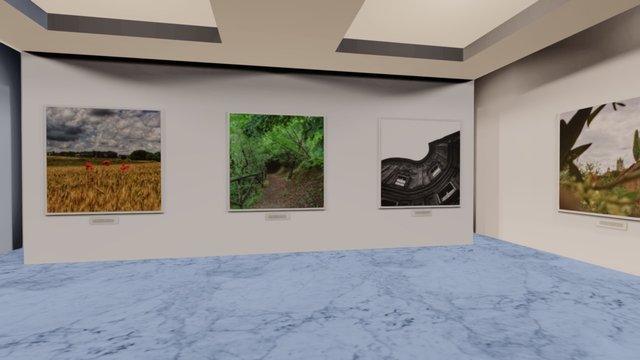 Instamuseum for @chepepanz 3D Model