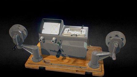 Ekran-16 3D Model