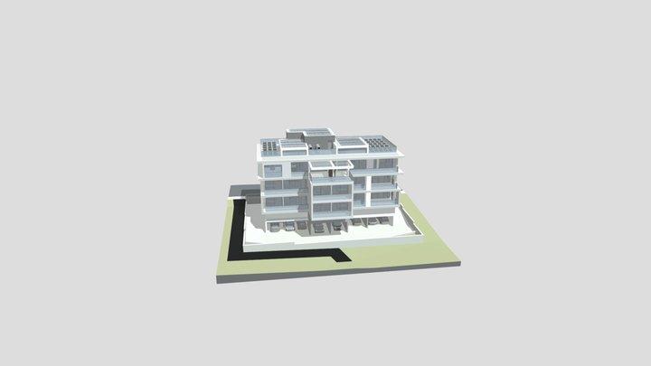 Royal Residence 3D Model