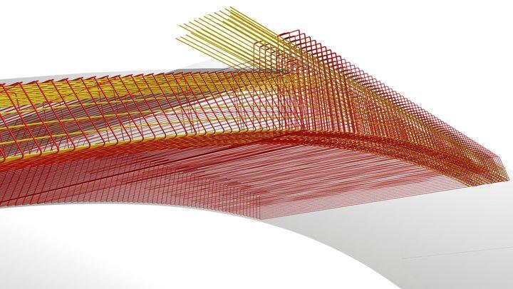 Allplan Bridge 2020 3D Model