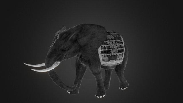 eleph 3D Model