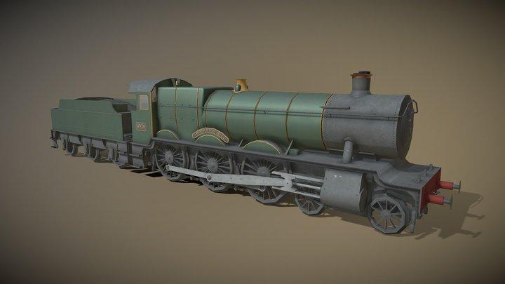 4920 Dumbleton Hall 3D Model