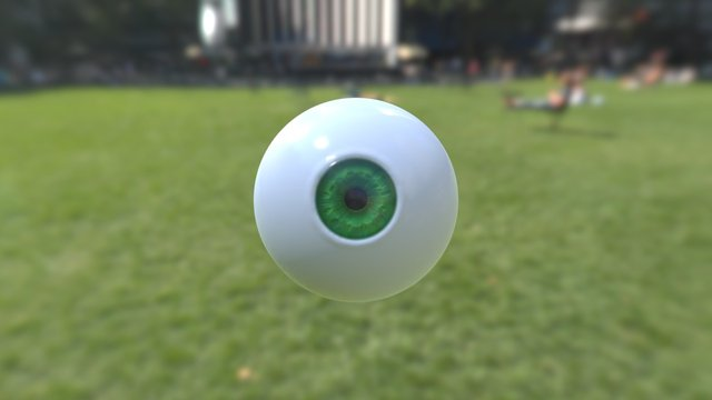 Eye on the Park 3D Model