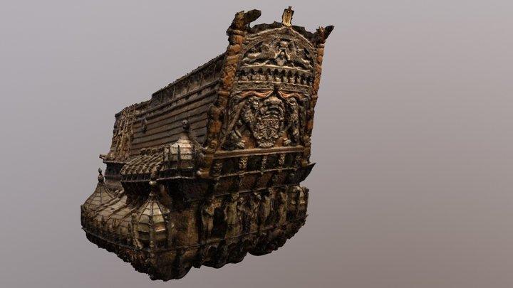 Vasa Stern 3D Model