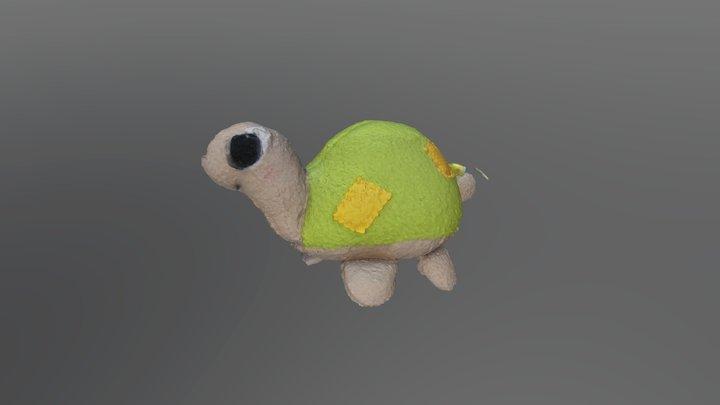 Turtle Combined 3D Model