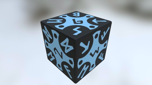 D6 STRETCH GOAL 2 3D Model