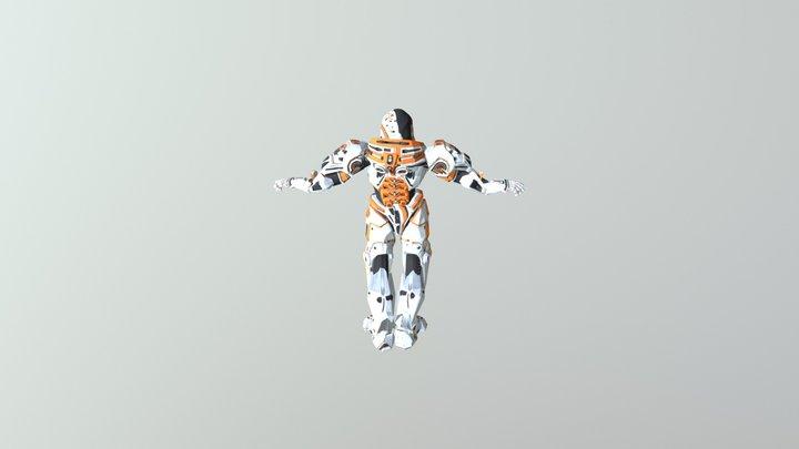 Mech Eric 3D Model