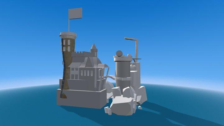Tleven 3D Model