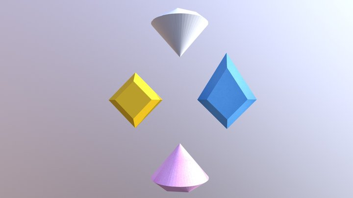 The Great Diamond Authority 3D Model