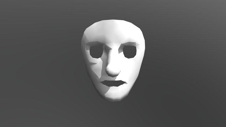 Cara 3D Model