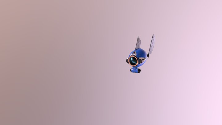 Drone1animationtest 3D Model