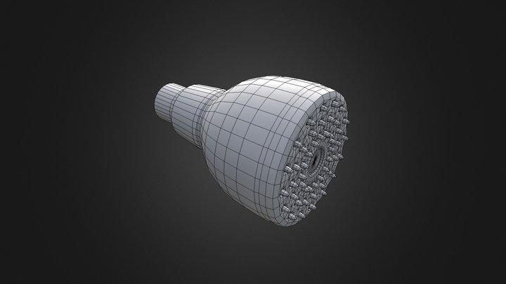 Shower Head 3D Model