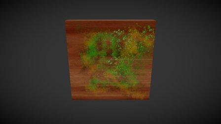 Wall Default 3D Model