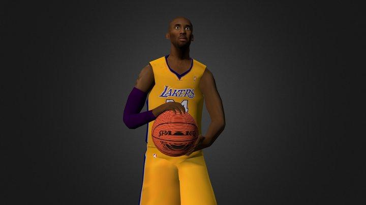 Player1 3D Model