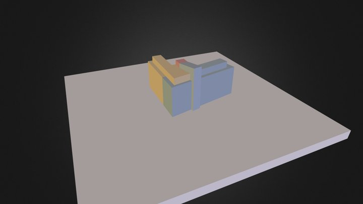 1150Ripley.dae 3D Model