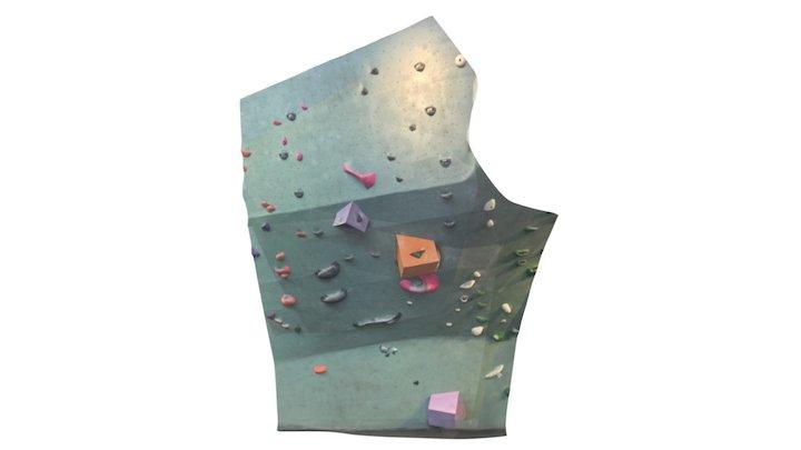 Austin Bouldering Project V5 3D Model