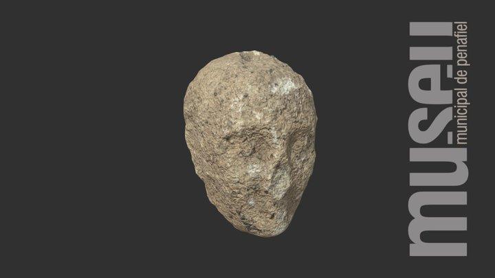 Cabeça romana | Monte Mozinho 3D Model
