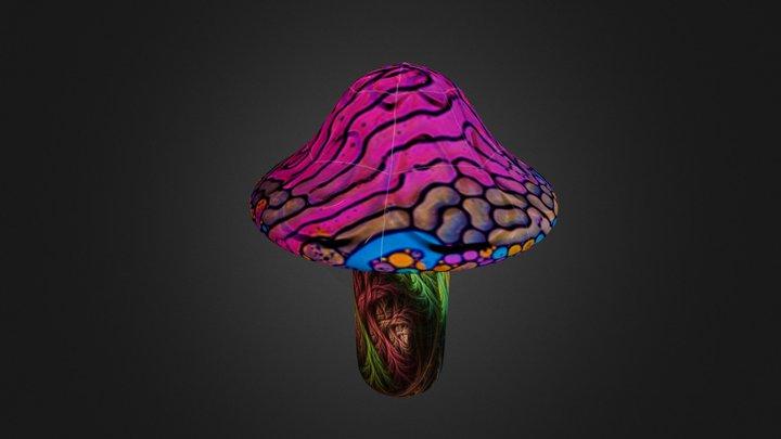 Hongo-Hi-photoshop 3D Model