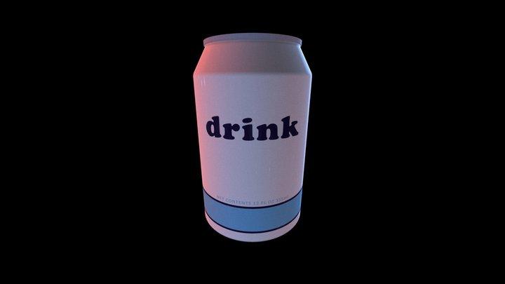 Drink 3D Model