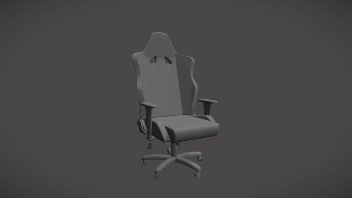 AKRACING Gaming Chair 3D Model