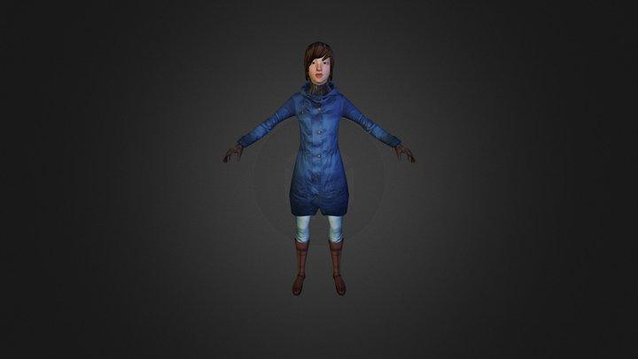 Woman (2014) 3D Model