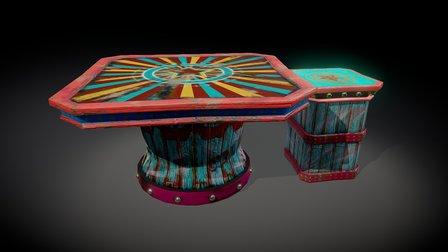 Platforme 3D Model