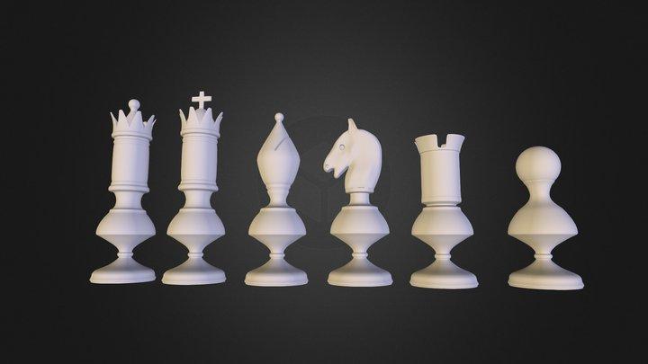 Juego1 3D Model
