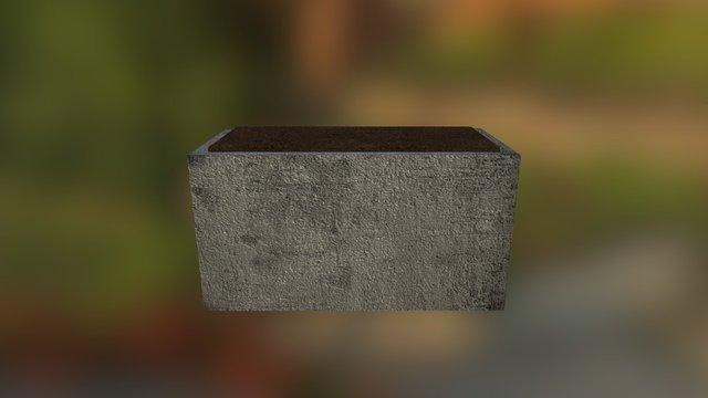 Cantero/stonecutter 3D Model