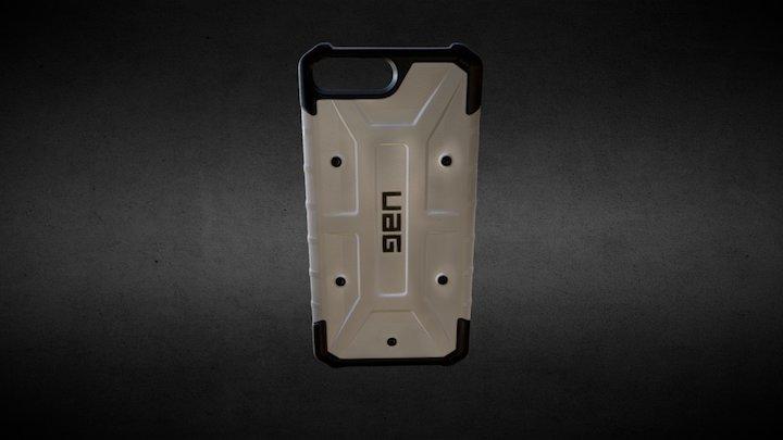 UAG iPhone 6 Case [w/ Texture] 3D Model