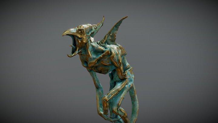 Ptasiek Speedsculpt (60min) 3D Model