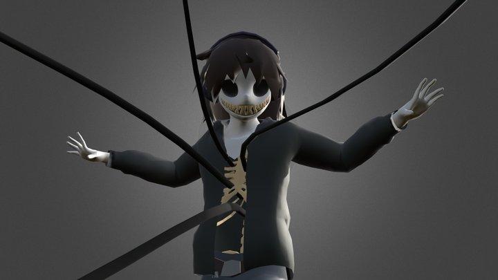 Pride / el Orgullo del Operador 3D Model