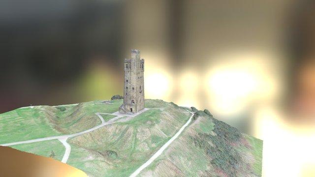 Castle Hill 3D Model