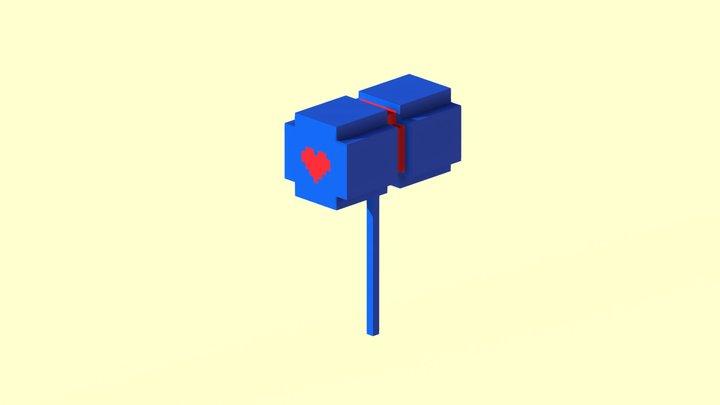 Odden Mallet | Item | MKR 3D Model