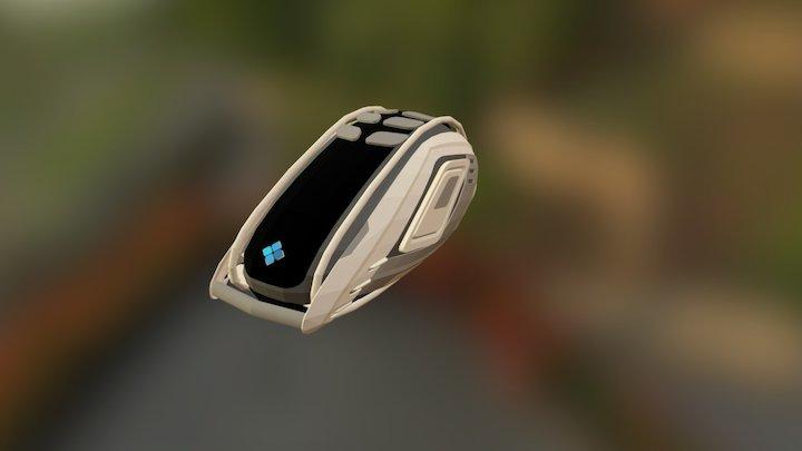Pod Hero - Lux 3D Model
