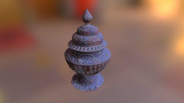 Religious Case 3D Model