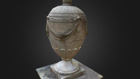 The Urn - Mount Edgcumbe - Sophia - 1806 3D Model