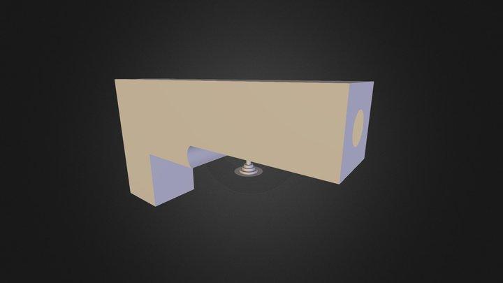 Water_Gun 3D Model