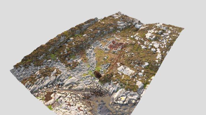 Feltkurs i arkeologi, Hjartøy 3D Model