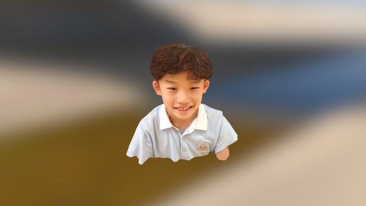 3E 廖敬天 3D Model