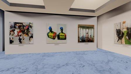 Instamuseum for @nice3dlab 3D Model
