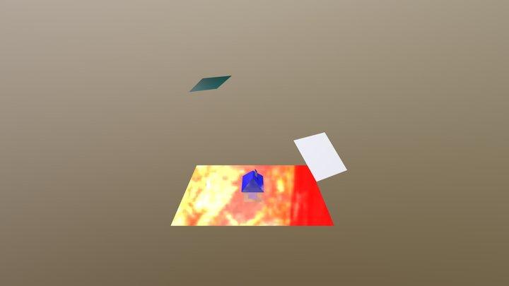Taloväreil 3D Model