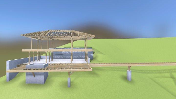 OR 1029 - R0 3D Model