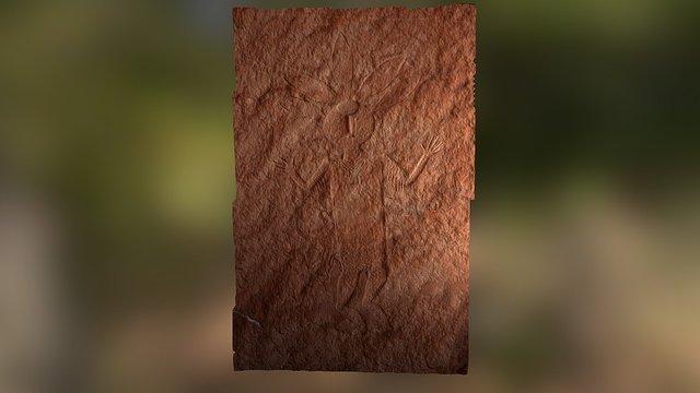 Bluff Petroglyph Panel