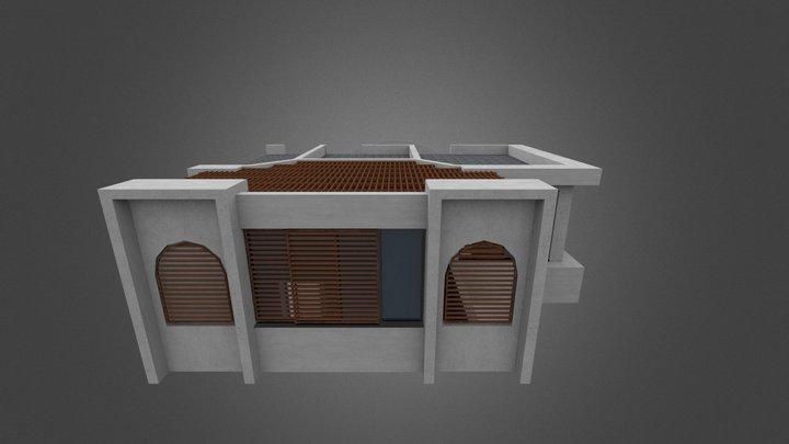Bureau MATCL 3D Model
